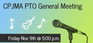 PTO General Meeting @ Crown Point Elementry | San Diego | California | United States